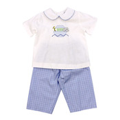 Bailey Boys Noah's Ark Boys Pant Set
