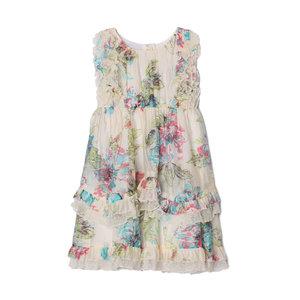 Isobella & Chloe Ivory Fleurette Dress