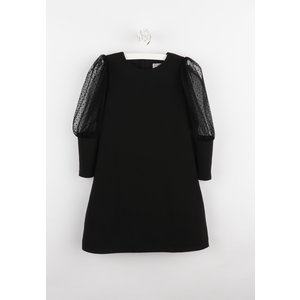 Gabby Black Claire Shift Dress