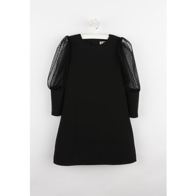 Gabby Black Claire Shift Dress