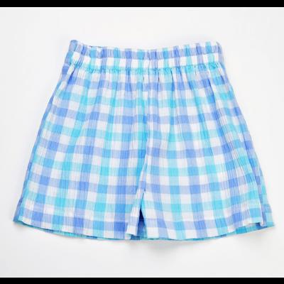 Funtasia, Too Aqua/Blue Polo Short Set