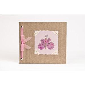 Hugs & Kisses XO, LLC Butterfly Memory Book