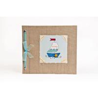 Hugs & Kisses XO, LLC Sailboat Memory Book