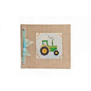 Hugs & Kisses XO, LLC Tractor Memory Book