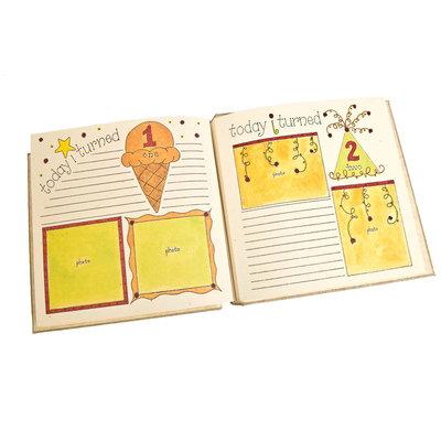 Hugs & Kisses XO, LLC Fox Memory Book