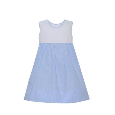 Lullaby Set Daisy Blue Stripe Dress