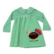 Bailey Boys Touchdown Turkey Dress