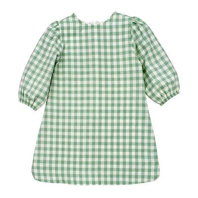 Bailey Boys Sage Check Tunic Dress