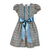 Bailey Boys Kaleidoscope Dress w/Sash