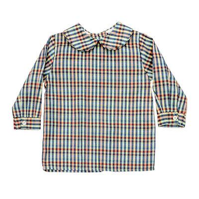 Bailey Boys Kaleidoscope Piped Shirt
