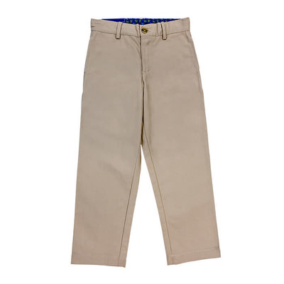J Bailey Khaki Twill Pants