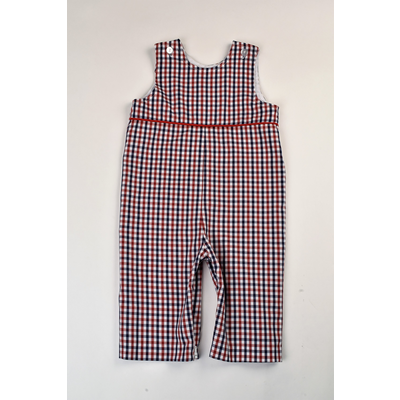 Funtasia, Too Navy/Red Longall
