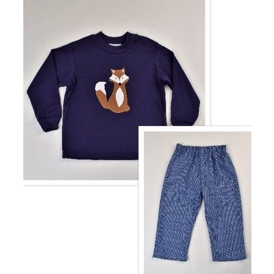 Funtasia, Too Fox Applique Pant Set