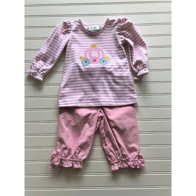 Zuccini Princess Carriage Pant Set