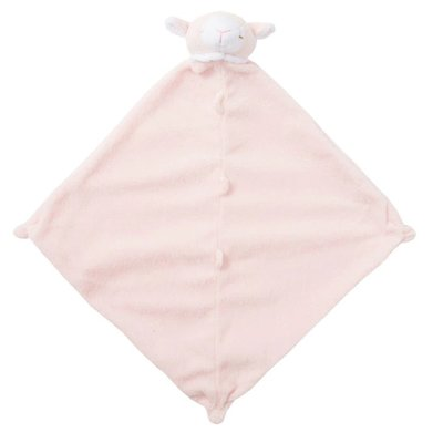 Angel Dear Blankies - Pink Lamb