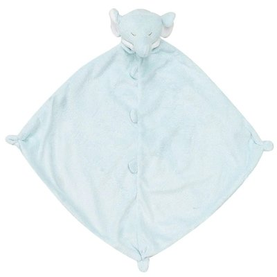 Angel Dear Blankies- Blue Elephant