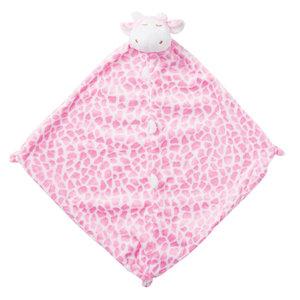 Angel Dear Blankies- Pink Giraffe