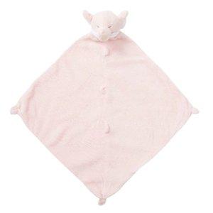 Angel Dear Blankies- Pink Elephant