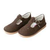 L'Amour Tstrap Joy Nubuck Brown