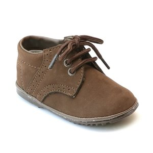 L'Amour 2157 Nubuck Brown Angel