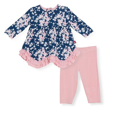 Magnificent Baby Aberdeen Modal Magnetic Dress & Pant