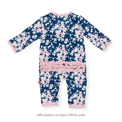 Magnificent Baby Aberdeen Modal Magnetic Coverall
