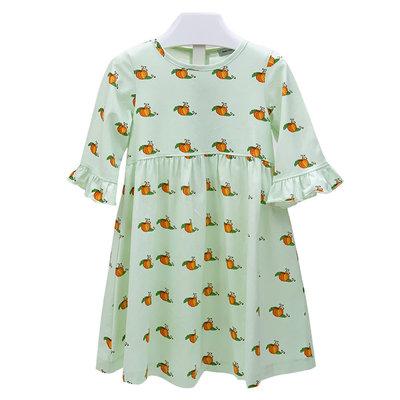 Ishtex Textile Products, Inc Pumpkin Empire Dress