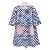 Ishtex Textile Products, Inc Ashley Empire Dress