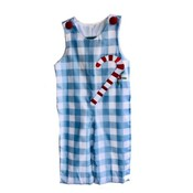 Honesty Clothing Company Candy Cane Applique Longall