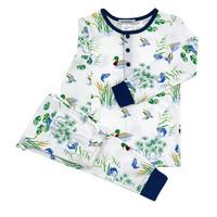 Ishtex Textile Products, Inc Wetlands Boys Pj Set