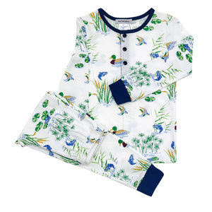 Ishtex Textile Products, Inc Wetlands Boys Pj Set