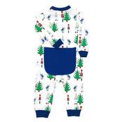 Ishtex Textile Products, Inc Nutcracker Boy's Onesie