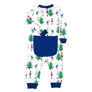 Ishtex Textile Products, Inc Nutcracker Boy's Onesie