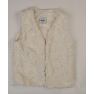 Funtasia, Too Cream Fur Vest