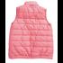 Prodoh Puffer Vest- Pink Lemonade w/Shrimp Lining
