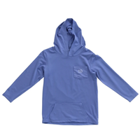 Prodoh Sea Urchin Blue Grouper Performance Hoodie