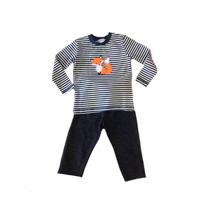 Ishtex Textile Products, Inc Fox Boy's Pant Set