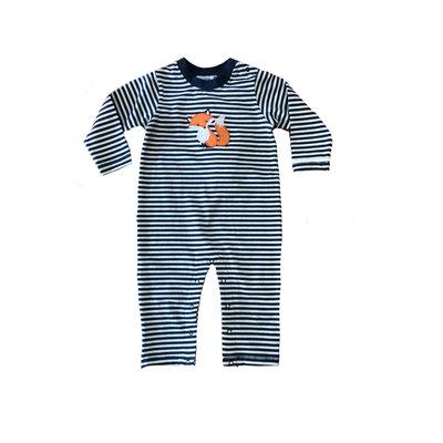 Ishtex Textile Products, Inc Fox Boy's Romper