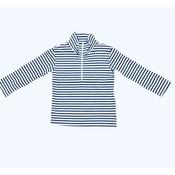 Zuccini Cooper Zipper Royal Stripe Jacket