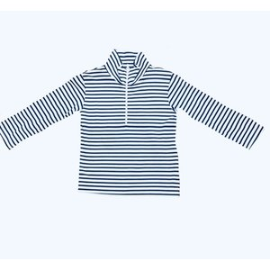 Zuccini Cooper Zipper Royal Stripe Jacket