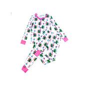 Ishtex Textile Products, Inc Nutcracker Girl's PJ Set