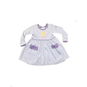 Squiggles Ballerina Fairy Pocket Dress