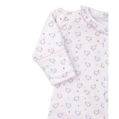 Kissy Kissy Fun-Loving Llamas Convertible Gown