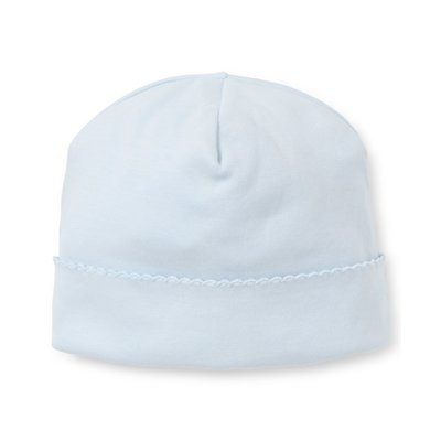 Kissy Kissy Kissy Basic Lt Blue/White Hat