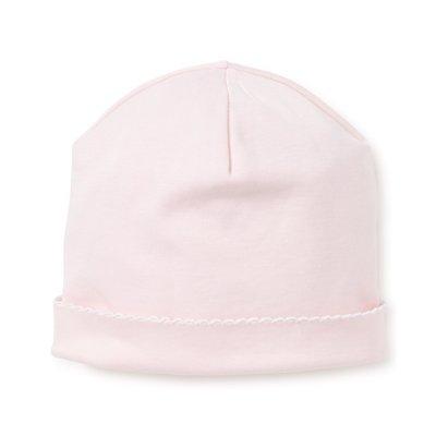 Kissy Kissy Kissy Basic Pink/White Hat