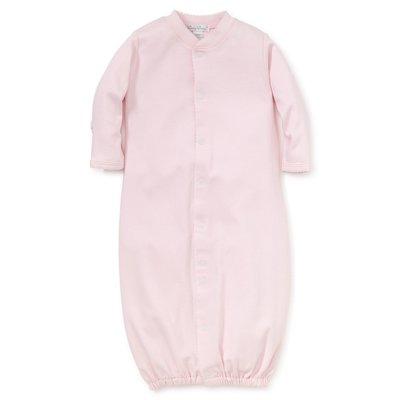 Kissy Kissy Basic Pink/White Convertible Gown
