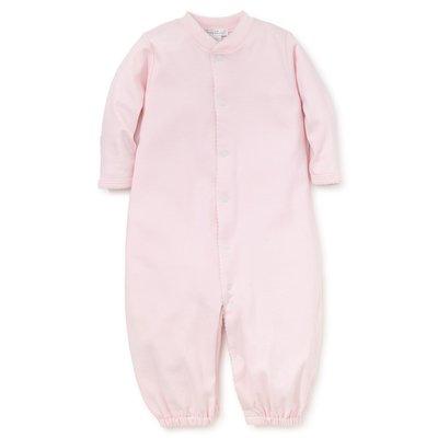 Kissy Kissy Kissy Basic Pink/White Convertible Gown