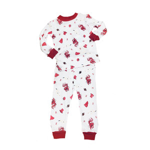 Lulu Bebe LLC Gamecock 2PC Pajama