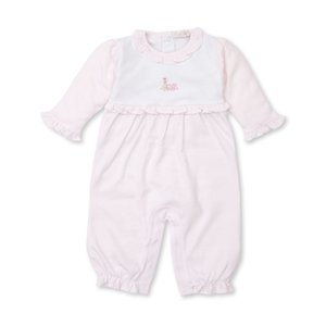 Kissy Kissy SCE Jolly Jungle Pink Playsuit