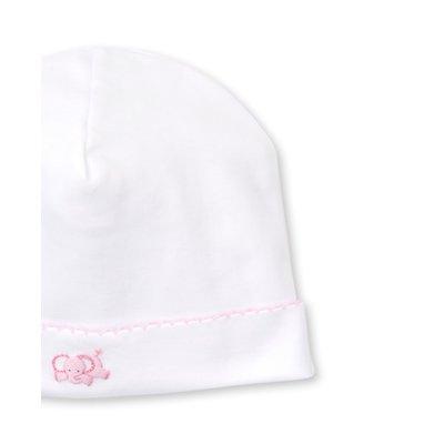 Kissy Kissy SCE Jolly Jungle White/Pink Hat